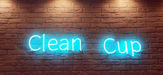 Σύστημα ασφαλείας στο καφέ Clean Cup στη Βουλιαγμένη